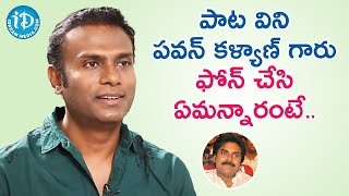 I will never forget Pawan Kalyan & Nagarjuna's Compliments - Music Director Anup Rubens - IDREAMMOVIES