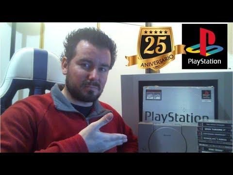 PLAYSTATION 1 CUMPLE 25 AÑOS --- Lo que pudo haber cambiado