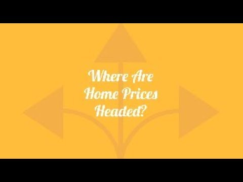 Where Are Home Prices Headed? | Teresa Ryan | Ryan Hill Group