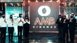AMB Cinemas Special Video | Re Opening From 4th December 2020 | TFPC - TFPC