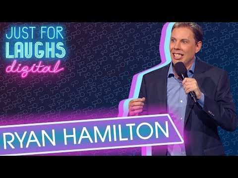 Ryan Hamilton - Just for Laughs Festival 2012