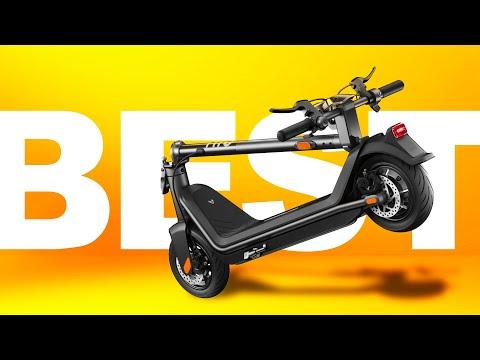 NIU: Best Electric Scooter!