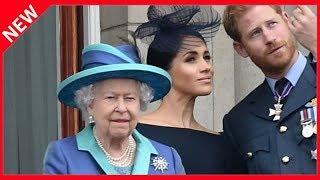 ?  Harry et Meghan surveillés par la reine? Le duc est prévenu
