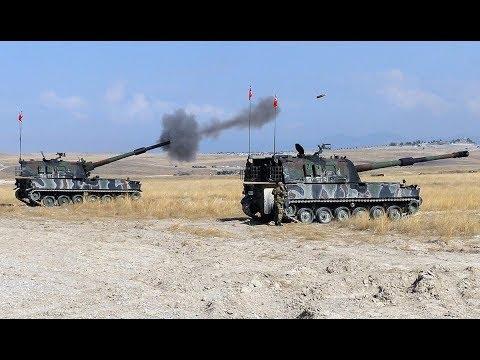 غارات جوية تركية على مواقع مليشيا الوحدات الكردية بمحيط عفرين