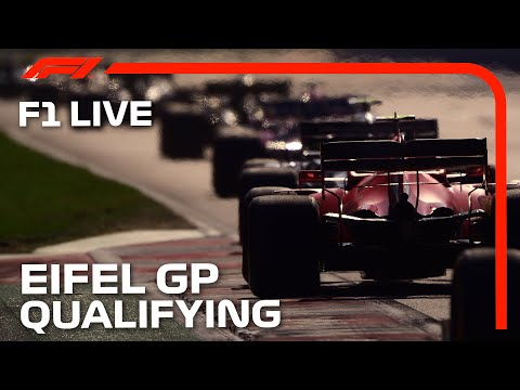F1 LIVE: 2020 Eifel Grand Prix - Qualifying | No Commentary