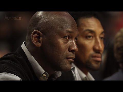 Michael Jordan & Scottie Pippen REUNITE on the Court and Go Head-to-Head