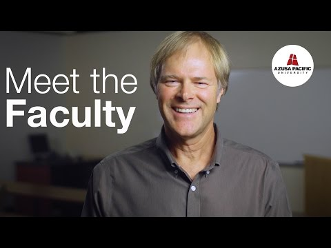 Meet the Faculty: David Brokaw, Ph.D., ABPP