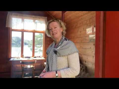 Behind closed doors at Troldhaugen: Step inside the tiny composer´s hut!