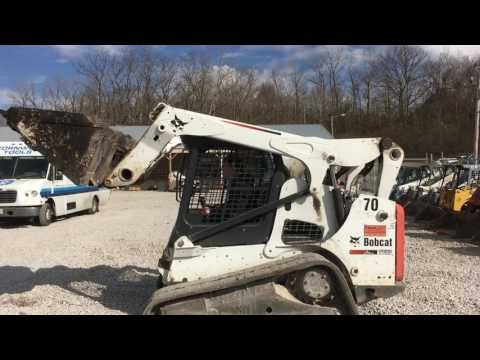For Sale: Used 2011 Bobcat T750