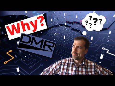 DMR Journey pt 1:  Why DMR?