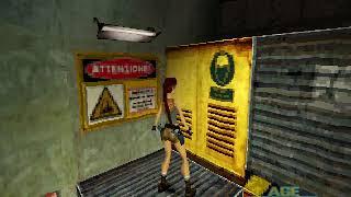 Tomb Raider Chronicles (PSX) Longplay (All 36 Secrets)