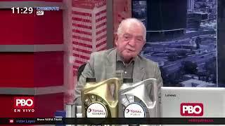 Urviola defenderá plazos para admitir demandas de nulidad de actas electorales | Chema Salcedo PBO