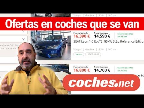 Ofertas interesantes: Coches nuevos que ya no se fabrican | Review en español | coches.net