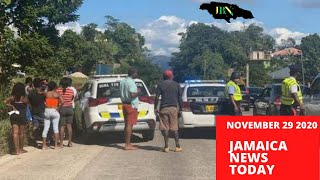 Jamaica News Today November 29 2020/JBNN
