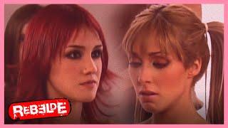 Rebelde: ¡Roberta intenta arreglar su error con Mía! |  Escena C192-C193 | Tlnovelas
