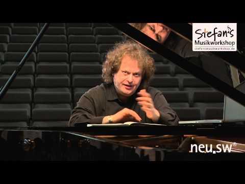 Stefan spricht über Richard Strauss (Stefans Musikworkshop)