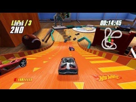 Hot Wheels Beat That / Hot Wheels Speed Car Racing / Nintendo Wii Games / Gameplay Video