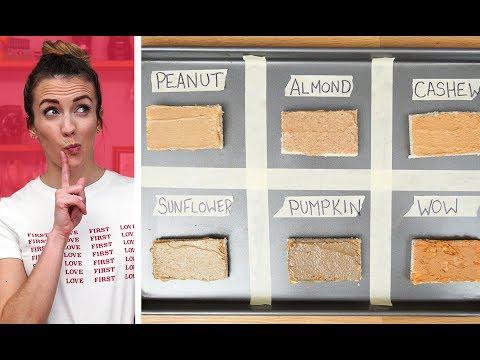 "Which Nut Butter Is Best"" | Taste Test with Julie Nolke"