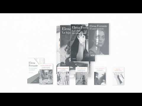 Vidéo de Elena Ferrante