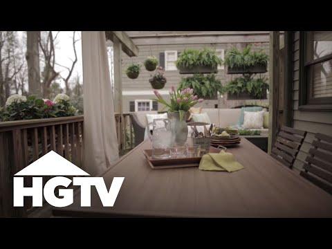 3 Outdoor Upgrades Under $250 - HGTV