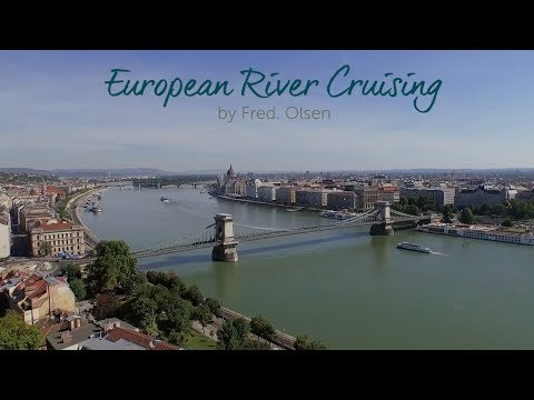 Experience River Cruising with Fred. Olsen