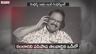 O Papa Laali Full Song With Telugu Lyrics | S. P. Balasubrahmanyam - ADITYAMUSIC