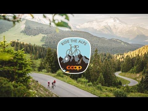 L'appel des cols alpins: voie libre aux cyclistes - Coop Ride The Alps