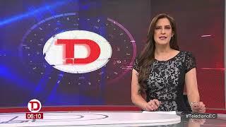 #Telediario | Noticias Ecuador | 22 de enero de 2021 - 06h00