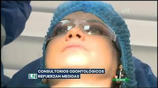 Consultorios odontológicos refuerzan medidas de seguridad