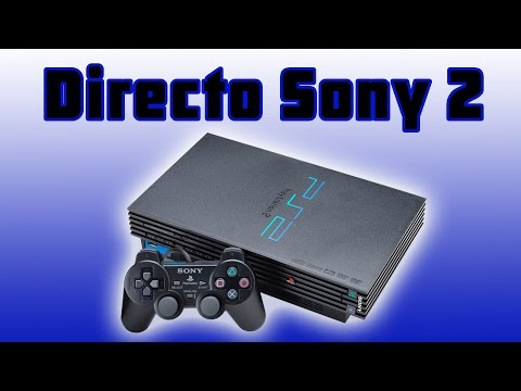 Directo PS2 Sony 2