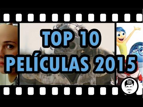 Mi Top 10 Películas 2015