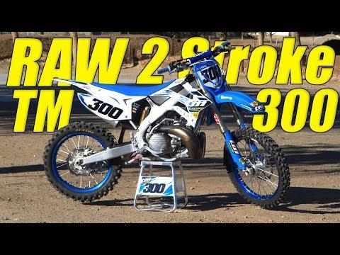 2 Stroke Raw 2019 TM 300MX - Motocross Action Magazine