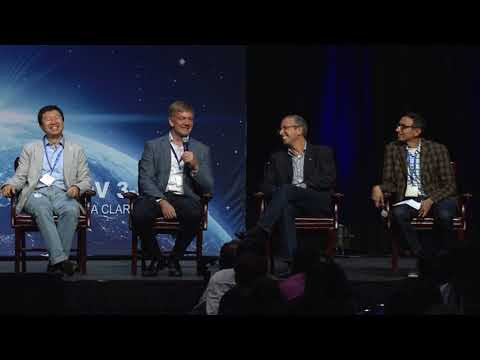 Danny Shapiro, Jeff Schneider, Tony Han at AI Frontiers Conference 2017: Panel - Autonomous Driving