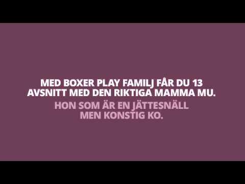 Boxer Play - Mamma mu