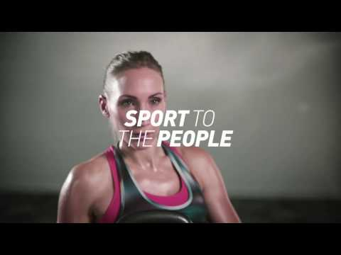 SPORT TO THE PEOPLE - Kettlebell