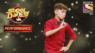 Akash के Contemporary Dance से Judges हुए स्तंभित | Super Dancer Chapter 2 - SETINDIA