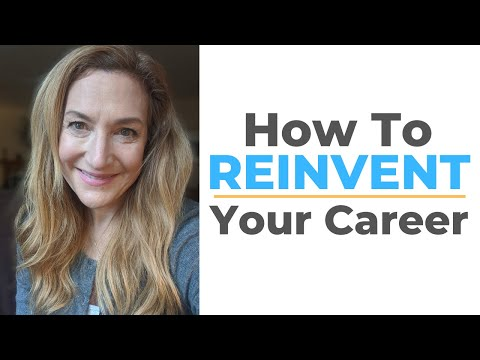 How To Reinvent Your Career photo