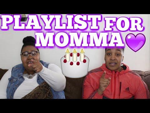 connectYoutube - HAPPY BIRTHDAY PLAYLIST (FOR MOMMA)