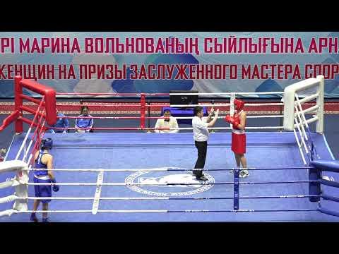 ALIEVA (KZOR)-SHOLTAY (KAZ) 81 kg