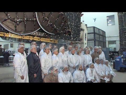 Manufacturing of EUTELSAT 65 West A, by Eutelsat and SSL