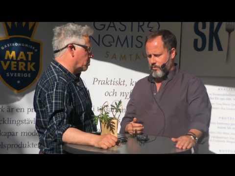 """Johan Jörgensen, FoodTech """"Maten är en smutsig hantering, den nya """"tobaken"""""""""""""""