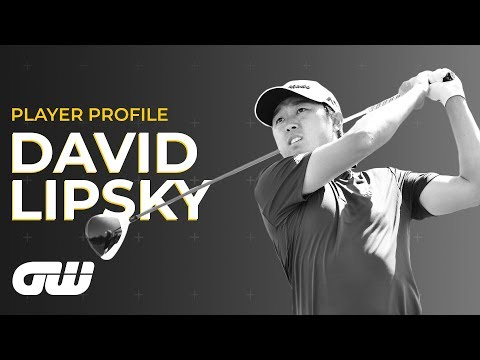 David Lipsky on Reviving His Swing and Playing European Golf | Player Profile | Golfing World
