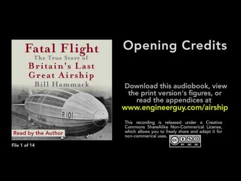 connectYoutube - Fatal Flight audiobook: Opening credits (1/14)