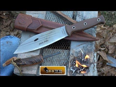 Condor Primitive Bush Knife Review
