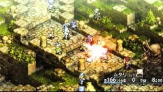 Tactics Ogre: Wheel of Fortune - Knight, Valkyrie, Ninja