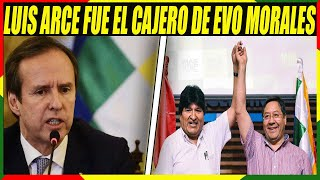 Tuto Quiroga Acusa a Arce de Ser Cajero de Evo Morales - Dice Que Evo Deberá Escoger Cuba o la Cana