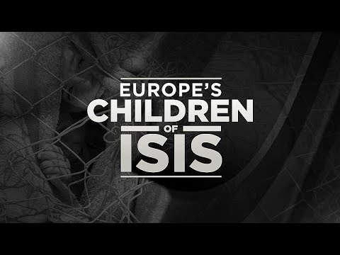 Exclusive: Europe's Children of ISIS photo