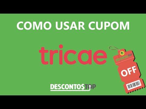 5e07523765b40 Cupom de Desconto Tricae 2019 ⇒ Até 70% OFF ⇒ Desconto