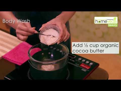 Make Your Own Body Wash At Home   Natural Skin Care - Homeveda Remedies