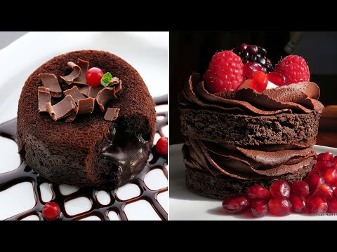 Indulgent Chocolate Cake Recipes You'll Love   Cute Cake Decorating Design Ideas For Weekends
